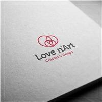 Love n'Art, Logo e Identidade, Artes, Música & Entretenimento