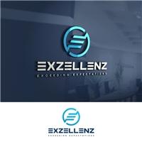 EXZELLENZ COMÉRCIO EXTERIOR E TRANSPORTES INTERNACIONAIS, Logo e Identidade, Logística, Entrega & Armazenamento