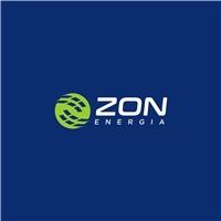 Zon Energia, Logo e Identidade, Metal & Energia
