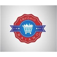 empório Baiano, Logo e Identidade, Alimentos & Bebidas