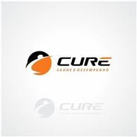 CURE - SAÚDE E DESEMPENHO, Logo e Identidade, Saúde & Nutrição