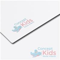 Concept Kids - Moda Infantil, Logo e Identidade, Crianças & Infantil