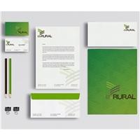 E-RURAL.COM.BR LTDA, Logo e Identidade, Tecnologia & Ciencias