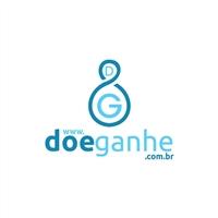 www.doeganhe.com.br, Logo e Identidade, Associações, ONGs ou Comunidades