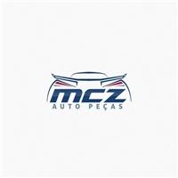 MCZ Auto Peças, Logo e Identidade, Automotivo