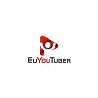 Eu Youtuber, Logo e Identidade, Computador & Internet