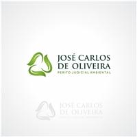 JOSÉ CARLOS DE OLIVEIRA, Logo e Identidade, Ambiental & Natureza