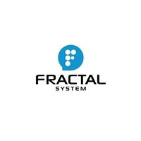 Fractal System, Logo e Identidade, Consultoria de Negócios