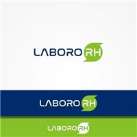 LABORO RH, Logo e Identidade, Educação & Cursos