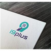 i9plus, Logo e Identidade, Marketing & Comunicação