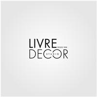 livre decor studio , Logo e Identidade, Decoração & Mobília