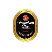 STAMMHAUS beer, Logo e Identidade, Outros