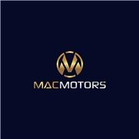 Macmotors, Logo e Identidade, Automotivo