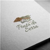 Café Ponta da Serra, Logo e Identidade, Alimentos & Bebidas