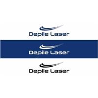 DEPILE LASER, Logo e Identidade, Beleza