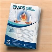 ADS/Cardio Oncologia, Peças Gráficas e Publicidade, Saúde & Nutrição