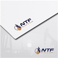 NTF Óleo e Gás S/A, Logo e Identidade, Metal & Energia