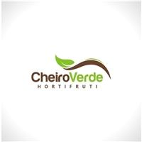 CHEIRO VERDE, Logo e Identidade, Alimentos & Bebidas