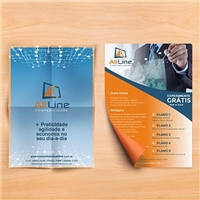 Contabilidade All Line , Peças Gráficas e Publicidade, Contabilidade & Finanças