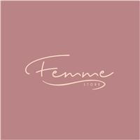 FEMME, Logo e Identidade, Roupas, Jóias & acessórios