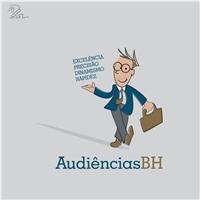 AudiênciasBH, Construçao de Marca, Advocacia e Direito