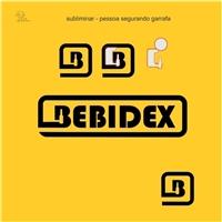 BEBIDEX, Logo e Identidade, Alimentos & Bebidas