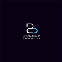 2B Engenharia e Arquitetura, Logo e Identidade, Arquitetura
