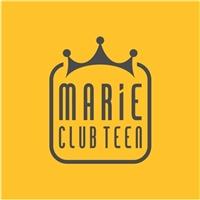 Marie Club Teen, Logo e Identidade, Roupas, Jóias & acessórios