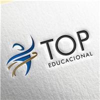 TopEducacional, Logo e Identidade, Educação & Cursos