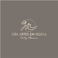 Gra Artes em Festas - party planner, Logo e Identidade, Planejamento de Eventos