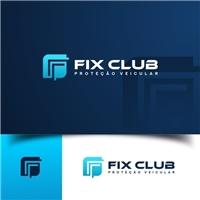 FIX CLUB - PROTEÇÃO VEICULAR, Logo e Identidade, Automotivo