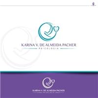 Karina V. De Almeida Pacher, Logo e Identidade, Saúde & Nutrição