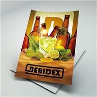 BEBIDEX, Peças Gráficas e Publicidade, Alimentos & Bebidas