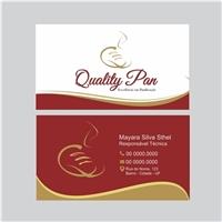 Quality Pan, Logo e Identidade, Alimentos & Bebidas