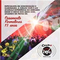 Coelho Som e Luz, Web e Digital, Artes, Música & Entretenimento