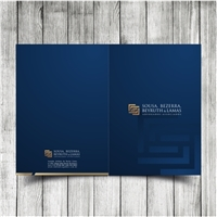 Sousa, Bezerra, Beyruth & Lamas Advogados Associados, Logo e Identidade, Advocacia e Direito