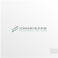 Londero & Zogbi psicologia aplicada, Logo e Identidade, Saúde & Nutrição