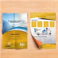 Geração Solar Engenharia, Peças Gráficas e Publicidade, Construção & Engenharia