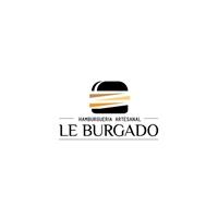 Le Burgado, Logo e Identidade, Alimentos & Bebidas