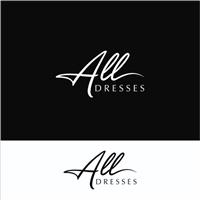 ALL Dresses, Logo e Identidade, Roupas, Jóias & acessórios