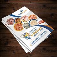 Multi Pescados, Peças Gráficas e Publicidade, Alimentos & Bebidas