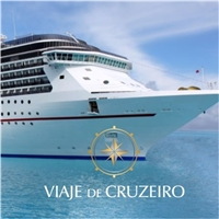 Viaje de Cruzeiro, Logo e Identidade, Viagens & Lazer