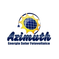 AZIMUTH SISTEMAS DE ENERGIA SOLAR FOTOVOLTAICA, Logo e Identidade, Outros