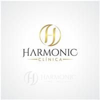 Harmonic Clínica, Logo e Identidade, Beleza
