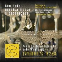 Central das Cortinas, Web e Digital, Decoração & Mobília