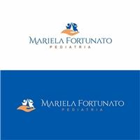 Mariela Fortunato Pediatria, Logo e Identidade, Saúde & Nutrição