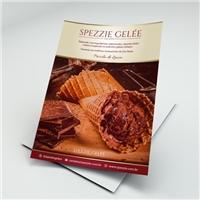 SPEZZIE GELEE, Peças Gráficas e Publicidade, Alimentos & Bebidas