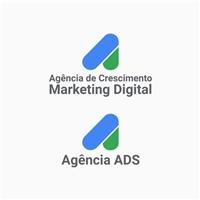 Agência de Crescimento Marketing Digital, Logo e Identidade, Marketing & Comunicação
