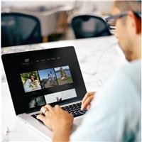 Cassiano Fotografias, Web e Digital, Fotografia