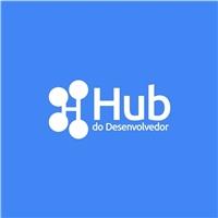Hub do Desenvolvedor, Logo e Identidade, Tecnologia & Ciencias